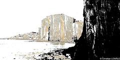 Cte d'albtre revisite / Alabaster coast revisited (christian_lemale) Tags: coast cte alabaster albatre alabastercoast ctedalbtre