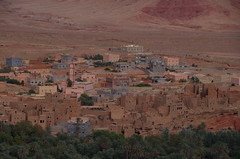 imgp4940 (Mr. Pi) Tags: city mountains buildings village hills morocco derelict kasbah tinghir highatlas