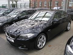 BMW 530d M Sport F10 (nakhon100) Tags: cars sport f10 m bmw bremen 5series 5er 530d
