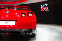 Nissan GTR (Shashi Shekhar2) Tags: india cars car automobile nissan automotive supercar supercars gtr 2016 autoexpo