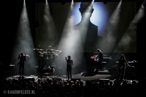 Steven Wilson, live at Ancienne Belgique 23-01-2016