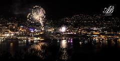 Hobart Regatta 2016 2 (Andrew.Bones) Tags: city colour face yellow night canon river dark boats 50mm long exposure purple bright many tripod australia lookout f45 iso sparkle smiley tasmania regatta remote 100 hobart scape barge overlap colouful 2016 6seconds rosny 7dmii