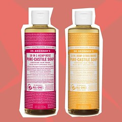 Today we welcome Dr Bronner's products to the site. You spoke, we listened - though we were always major fans. Because we can't really choose one, we've chosen two products of the week this week - the all-amazing, hard working, refreshing, delicious pure (aptorganics) Tags: apt