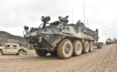 Allied Spirit IV, Regimental Engineer Squadron, Jan. 28, 2016 (2d Cavalry Regiment) Tags: italy canada training germany europe unitedstates exercise troopers latvia slovenia soldiers gta res nato usarmy hohenfels dragoons 2cr usareur grafenwoehr jmrc rosebarracks 2ndsquadron hohenfelstrainingarea 2dcavalryregiment regimentalengineersquadron alliedspiritiv