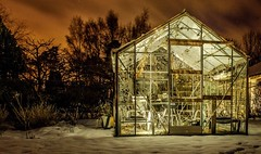 Vxthuset vintertid (mr.wiren) Tags: greenhouse trollhttan