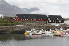 Islandia (melamasso) Tags: puerto islandia pesca djupivogur langabud