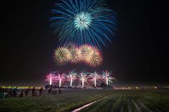 Orthodox Lu-Erh-Men Sheng Mu Temple (Tainan City) Fireworks-4 (Kelvin Wun) Tags: temple nikon exposure fireworks chinese taiwan tainan annan    d610