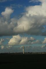 IMG_9313 (Mr. Blue-Sky25) Tags: road sunset sun holland nature water netherlands grass clouds zonsondergang utrecht toren nederland natuur wolken motorbike motorcycle gras motor dijk zon dike weg lek ijsselstein gerbrandy motorfiets