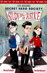 Study Hall of Justice (Vernon Barford School Library) Tags: new school fiction mystery reading one 1 book high graphic good library libraries reads evil first books read paperback derek cover superhero junior dustin novel covers graphicnovel bookcover schools dccomics superheroes middle vernon recent supervillains villains bookcovers paperbacks graphicnovels mysteries nguyen novels fictional goodandevil privateschool barford softcover privateschools vernonbarford softcovers derekfridolfs fridolfs 9780545929073 dustinngyen secretherosociety