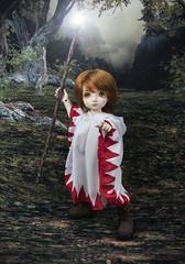 taosWM (Catfishy2u) Tags: white ball doll raspberry bjd mage jointed dollsbe