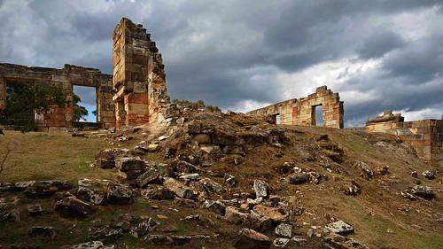 Coal Mine Ruin