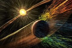 นาซาเผย พายุสุริยะทำลายชั้นบรรยากาศของดาวอังคาร       วันนี้ โลกของเราดูเหมือนจะเป็นดาวเคราะห์ดวงเดียวที่มีสิ่งมีชีวิตอาศัยอยู่ได้ในระบบสุริยะ แต่เมื่อกว่า 3500 ล้านปีที่แล้ว มันถูกจัดอยู่ในกลุ่มดาวเคราะห์ดวงหนึ่ง  http://nuclear.rmutphysics.com/blog-sci7