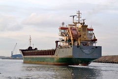 Minka C. Blyth120316 (silvermop) Tags: sea port river boats ship ships vessels blyth cargovessels shortsea minkac