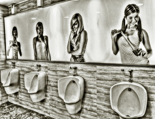 Silver Toilets Boys- In Explore 25-2-16