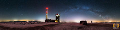 Brocken 360 Panorama (MD-Pic) Tags: panorama night stars nacht 360 360 sterne milkyway harzbrocken milchstrase