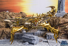 Cancer SOG (Alreaph's Gallery) Tags: classic ex saint de death gold mask mort bad cancer shiki soul inferno ha cloth sanctuary hades myth ame deathmask masque bandai seiya asgard seki sog zodiaque enfer chevaliers sanctuaire crabe cercles meikai tamashii enfers telekinesie alreaph