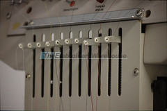 (Embroidery Warehouse) Tags: embroidery melco embroiderymachine melcoemc10t