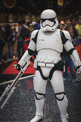 FN-2199 (SauceyJack) Tags: show chicago comics march starwars costume illinois outfit comic place expo cosplay character makeup saturday il fantasy convention comicbook stormtrooper cosplayer mccormick pretend mccormickplace 2016 portray firstorder costumeplay episode7 c2e2 episodevii chicagocomicandentertainmentexpo tr8r canon1dx 7020028isiil sauceyjack cloneclub lightroomcc firstorderstormtrooper fn2199