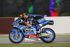 Arn Canet. Moto3 GP Catar 2016 (Box Repsol) Tags: m3 canet catar moto3 arn circuitodelosail