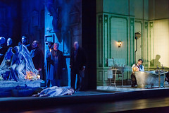 Production photo of Katie Mitchell's Lucia di Lammermoor ©2016 ROH. Photograph by Stephen Cummiskey (Royal Opera House Covent Garden) Tags: music opera coventgarden royaloperahouse royalopera donizetti luciadilammermoor bykatiemitchell