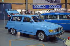 Saab 95 (saabrobz) Tags: 95 saab örebro 2016 samlarmässan