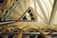 Burj Al Arab, Dubai. (rivarix) Tags: dubai unitedarabemirates jumeirah burjalarabhotel dubaiuae