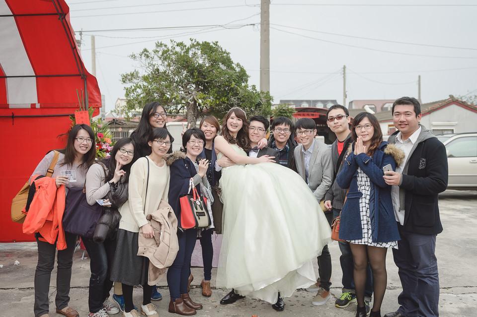 婚禮攝影-台南北門露天流水席-075