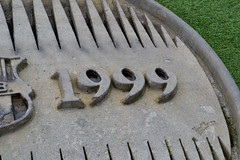 ESCUT DEL CENTENARI DEL FUTBOL CLUB BARCELONA (1899-1999) (Yeagov C) Tags: barcelona 1999 catalunya barça fcb escut 2016 1899 centenari 18991999 futbolclubbarcelona escutdelcentenari
