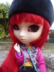 Akira (.Poisoned♥Death.) Tags: doll eyelashes planning groove akira pullip jun rewigged rechipped youtsuzu