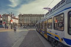 Piazza Castello (Karibu kwangu) Tags: city italy torino piemonte turin citt piazzacastello