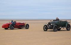 DSC_0598 (Vintage Highlands) Tags: beach vintage sands ainsdale sunbeam 1926 motoring landspeedrecord henrysegrave southportfestivalofspeed