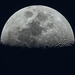 Testing the Tamron 150-600 (smarti77) Tags: moon canon astro luna 7d tamron 150600