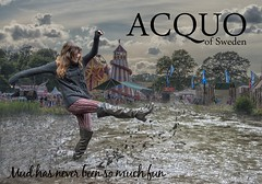 ACQUO for a shopping Spree, ACQUO for a Walk in the Rain, ACQUO for a muddy festival. You name it, and the ACQUO Will not dissapoint you. (ACQUO of Sweden) Tags: black fashion fetish shoes mud boots rubber sensual coventgarden wellies rubberboots themet gummistiefel rainboots stiefel rubberlovers faubourgsthonor muddyboots acquo acquoboots footfashion festivalboots festivalready acquoofsweden