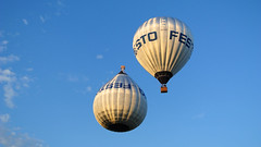 Up side Down Balloons (huisman.willy) Tags: hotairballoons heteluchtballon specialshapeballoon