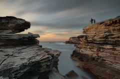 Do You See What I See (EmeraldImaging) Tags: seascape clouds sunrise sydney australia nsw maroubra littlebay laperouse