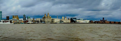MerseyPano2a (Jymothy) Tags: bird water ferry liverpool river waterfront liver mersey merseyside