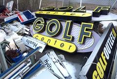 Golf Center (neppanen) Tags: suomi finland golf helsinki center teollisuusalue discounterintelligence roihupelto sampen helsinginkilometritehdas