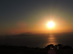 Spring Sunsets (Luquit) Tags: sea sun primavera islands spring nikon tramonto mare view sunsets egadi