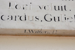 West Harling, Norfolk, UK (mira66) Tags: church monument memorial signature norfolk allsaints wilton gipps westharling