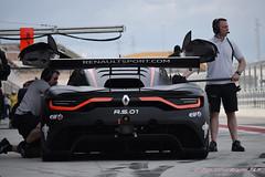 cambio de pilotos Renault Sport, carrera del sabado