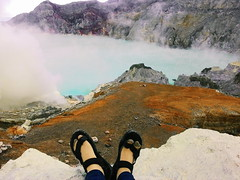 Ijen crater. #banyuwangi #explorerindonesia (_imay) Tags: banyuwangi explorerindonesia