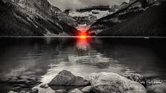 Lake Louise (Russell Clark Photography) Tags: lake mountains holidays jen julia matthew banff gondola lakelouise