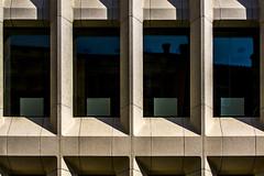 Windows (VirgoPh) Tags: windows geometric symmetry parma riflessi simmetria geometria finestre