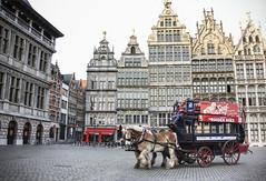 Antwerp - Town (Kotomi_) Tags: street city town antwerp townscape antwerpen grotemarkt streetview