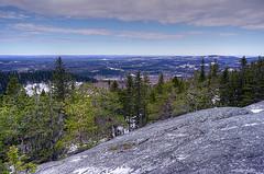 Koli - Finland (Sami Niemeläinen (instagram: santtujns)) Tags: nature forest trekking suomi finland landscape outdoors nationalpark spring hiking sony north hdr maisema metsä joensuu kansallispuisto luonto karjala kevät lieksa carelia pielinen retkeily pohjois luonnossa sonya6000