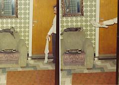 PUSSYCAT PERFORMANCE II (My name's axel) Tags: art cat found photography dumb performance prince images irony vernacular conceptual ironic quick ideas cheap pussycat fabre baldessari janfabre articulating makingafaceatart