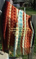 temperature-blanket-50 (judejean) Tags: winter fall ripple crochet blanket temperature throw afgan 2016 2015