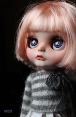 Iriscustom Ooak blythe Art Doll (Iriscustom Blythe Art Doll) Tags: art doll ooak blythe nina tomorrow fa iriscustom