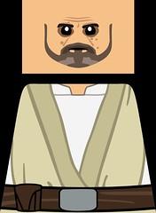 Lego Luke Skywalker Decal (B- Design) Tags: sticker force lego luke solo rey ren decal custom han skywalker tfa awakens kylo