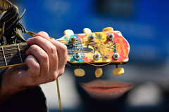 Sound Science (swong95765) Tags: music beauty bokeh guitar science lips sound instrument strings strum